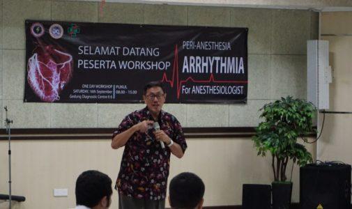 Workshop Peri-Anesthesia Arrhythmia
