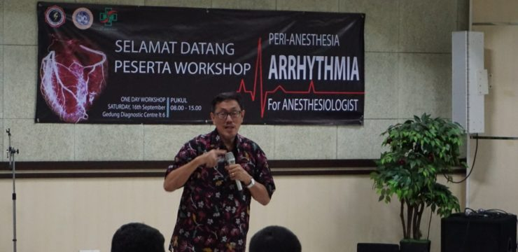 Workshop Peri-Anesthesia Arrhythmia