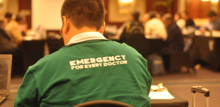 Emergency For Every Doctor 2018 – Learn now, save more lives