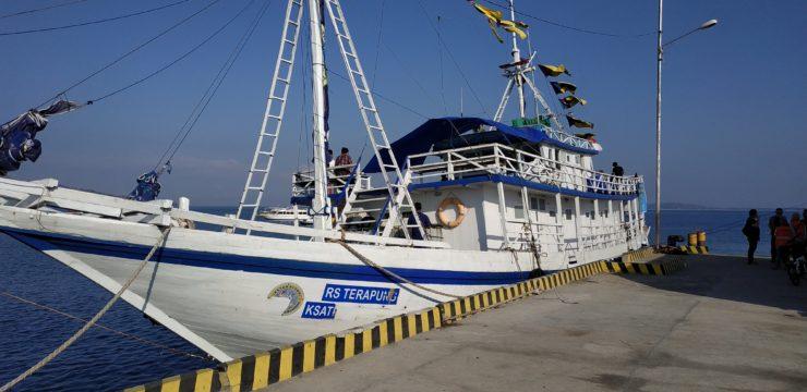Anestesi Terjun ke Lombok