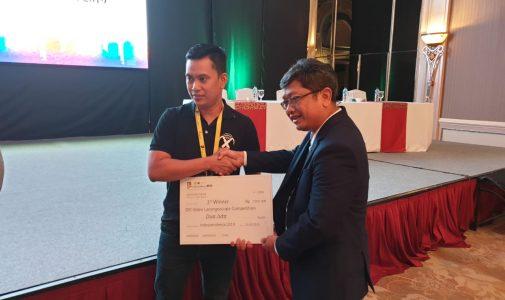 Tim Anetesi Unair kembali juara di ajang Indoanesthesia